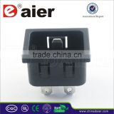 AC-06B 3 pin 13 amp switched socket