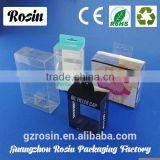 0.4MM Thickness Hard PVC Plastic Craft Gift Packing Box