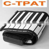icti manufacturer of toy hot roll piano with 49key and USB for pc electronic piano for kids's gift