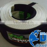 auto accessories parts custom tow strap nylon recovery strap 4x4 snatch strap