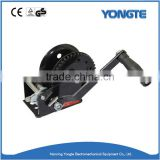 Hand Operated Winches For Sales