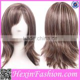 Wholesale High Quality Fashion Human Hair Wig