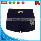 China alibaba best products for import printing custom cheap wholesale gym running sweat shorts women