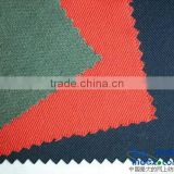 Set of flame retardant fire fighting uniforms fabric