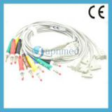 TC30 ,TC60 Philips 10 lead wires banana