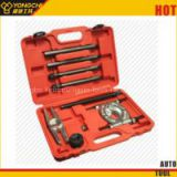 Bearing Splitter Gear Puller Fly Wheel Separator Set With Box Tool Kit