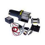 Electric 2500 lb ATV Winch With Permanent Magnet Motor / 12 Volt ATV Winch