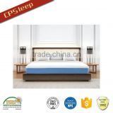 "10"" ultra plush king size mattress memory foam knitted jacquard fabric memory foam bed mattress king size round mattress"