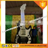 inflatable guitar for outdoor advertising / promotion C-403