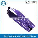 Customized printing decorate wedding or birthday or christmas gift ribbons