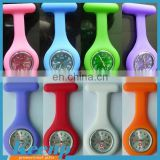 Fluorescent Noctilucence Dial Pointer Nurse Pocket Watch