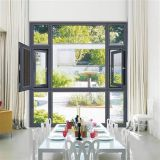 148 Thermal Break Aluminum Casement Window