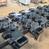 Hitachi Sumitomo SCX2500 track shoe track pad track plate for crawler crane undercarriage parts Sumitomo SC500-2