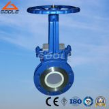 Manual Ceramic Slurry Knife Gate Valve (GPZ43TC)