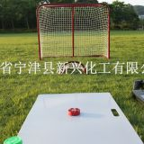 HDPEpuck shooting pad for practice  hockey shooting board
