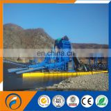 Qingzhou Dongfang 150m3/hr Gold Dredger for Sale