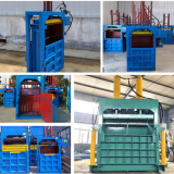Hydraulic Metal Scrap Baler Press Machine for Waste Iron /Hydraulic Glass Fiber Packaging