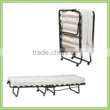 Army Steel Frame Military Cot Bunk Double Portable Folding Camping Bed