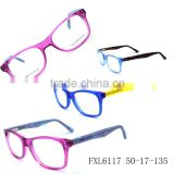 colorful acetate optical frame and Most Popular Top Quality and 2016 trend most popular optical eyeglasses