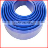 hebei lowest price best sale screen print squeegees rubber and blue screen printing rubber for screen printing