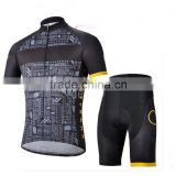 Fashion design bike Cycling Clothes China Cycling Jersey Sets for Men