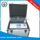 Fully automatic bdv breakdown voltage tester set, ST-80 dielectric oil tester