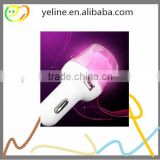 Bright led rose car chargers for MOTO G/X/E