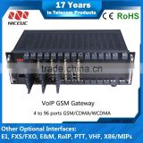 Quantity guarantee NICEUC GOIP 16 Port VoIP GOIP Gateway 16 Channels GSM/CDMA sms gateway/32