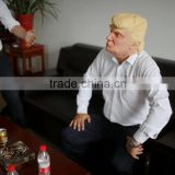 Fashion Design Donald Trump Rubber Mask Celebrity Face Mask Donald Trump Face Mask