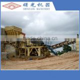 Good performance gold mining machinery for stone crusher plant                                                                         Quality Choice