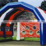 inflatable goal sports games inflatable soccer field inflatable sports games equipment