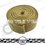 "2"" x10m Exhaust Manifold Header Downpipe Heat Wrap Front Pipe 1800F"