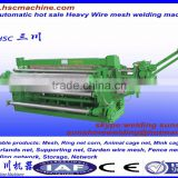electro galvanized steel wire hexagonal wire mesh weaving machines manufacture factory