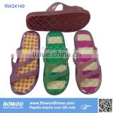 hot selling cheap PVC acupuncture massage slippers