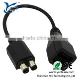 for xbox360 Slim Adaptor cable Console adapter Cable for Xbox 360 Power turn wiring products