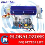 15g/h air cooling ceramic tube ozone generator, ozonator for water treatment(Manufacturer)