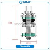 China Supplier WISMEC Theorem RTA Atomizer Kit top filling top airflow control wimec theorem from OYMAY