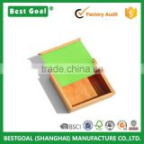 Chip Box wholesale wooden slide top boxes                                                                         Quality Choice
