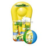 PVC inflatable surf board,inflatable surfing toys/surfboard