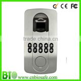Cheap Price Electronic Key Door Lock Small Size Without External Handle Electric Biometric Door Lock(HF-LA200)