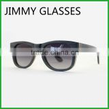 JM486 Mens Popular TAC Gradient Polarized Cat 3 uv400 Lens Own Brand Wooden Sunglasses High Quality