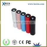 Factory Wholesale Mobile Power Bank Usb manufacturers,2600mah mobile power bank supplier