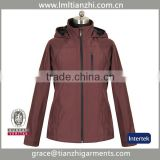 Golf jacket waterproof and windproof hoodie Softshell jacket                                                                         Quality Choice