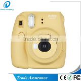 Fujifilm Instax Mini8 + Instant Film Camera Self Shot Mirror for Selfie Honey Color