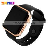 Plastic colorful digital watch hot sale LED fashion style display digital watch                                                                                                         Supplier's Choice