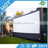 2015 Hot Sale large movie screen,inflatable trampoline rental,inflatable movie screens for sale