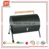 BBQ Portable Folding Carbon Charcoal Furnace Grill Barbecue Stainless Steel Folding Outdoor Picnic