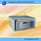 hot selling key card electronic hotel safe deposit box with memory and alram fuction