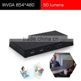 Portable DLP support WIFI Bluetooth 4.0 Support full HD 1080P 3D Mobile Phone Projector Android