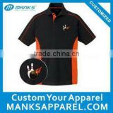 dryfit bowling sports polo shirts